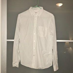 Once Used Banana Republic Men's S Dress Shirt